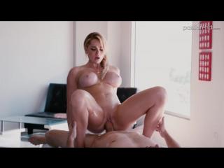 Skyla novea - busty blonde masseuse [all sex, big tits, blowjob, oil]