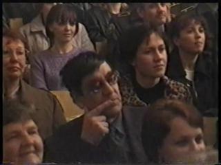 ЧВАИ - выпускной концерт ну и сам выпуск 2002