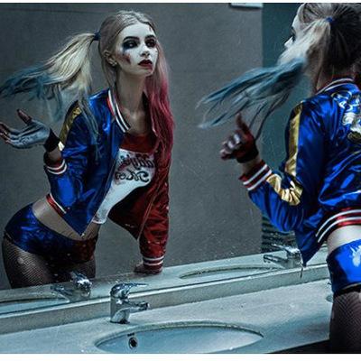 Steam Harley Quinn Cosplay Taxi69 1