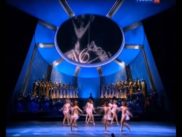 Dona nobis pacem Даруй нам мир I S Bach Месса h moll Татарский театр оперы и балета 2015