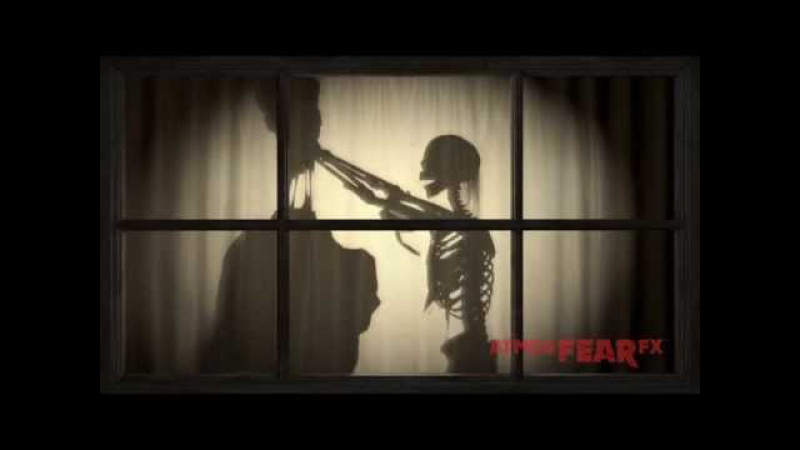 Halloween Flatscreen TV and Projection Effects | AtmosFEARfx | Digital Halloween Decorations