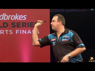 Jelle Klaasen vs Kim Huybrechts (PDC World Series of Darts Finals 2016 / Round 1)