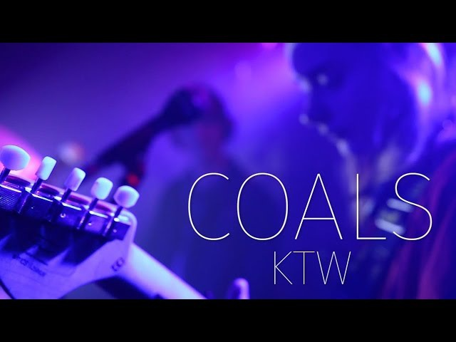 Coals LIVE Backstage KTW Bahnhof
