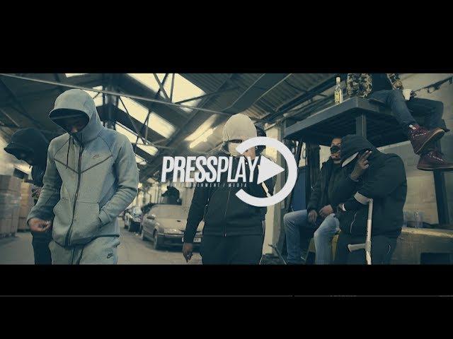 (E9) Strale X Shorta (Kuku) X Legz X Poppy (Ounto Nation) NPK - Straight Crud (Music Video)
