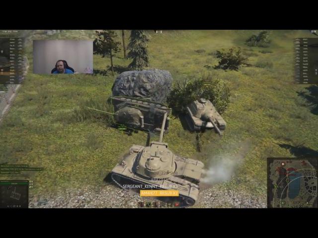 Как Ангелос учил свою девушку в World Of Tanks играть
