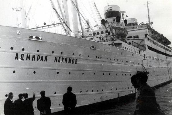 фото затонувшего адмирала нахимова делаем для