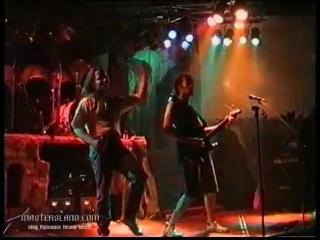 Мастер и кипелов в клубе вояж 1995