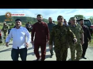 День рождения моего дорогого БРАТА, Героя России, Магомеда Даудова