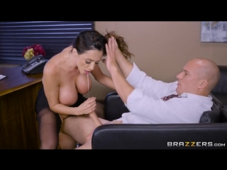 ] ariella ferrera fellatio from the she-e-o () [big tits, big tits worship, boss, brunette, business wom