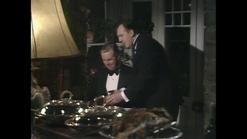 Лорд Питер Уимзи Пять отвлекающих маневров 1 серия Англия Детектив 1975