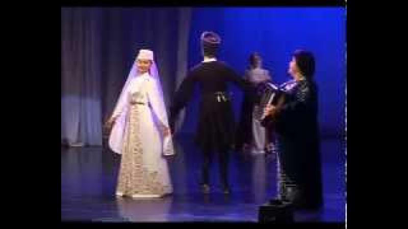 Хонга танец поколений Ансамбль Сармат Худ рук Эдуард Гугкаев