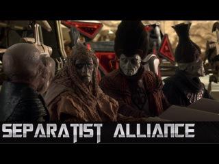 Star Wars lore: Separatist Alliance