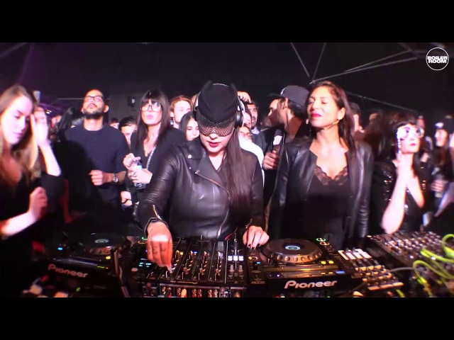 Miss Kittin Boiler Room Paris DJ Set