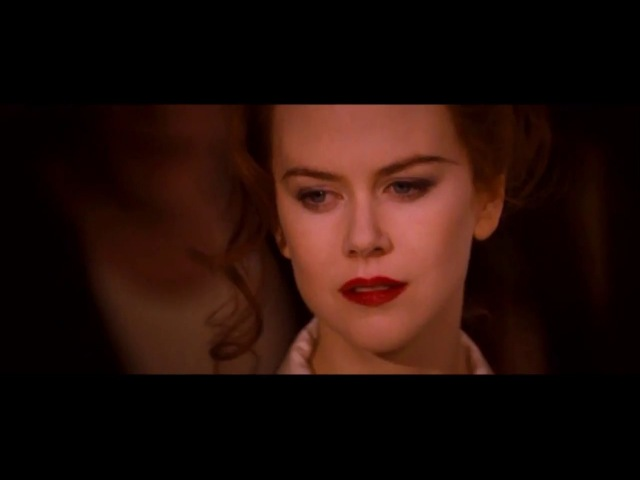 Come What May Moulin Rouge Ewan McGregor Nicole Kidman