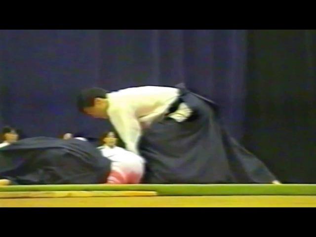 小林 幸光 Kobayashi Yukimitsu in Moscow 1995