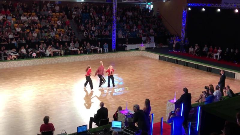 SM i Dans Kalmar 2017 ¦ Dubbelbugg Vuxen ¦ Final Heat 6