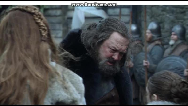 Игра престолов Король Баратеон с семьей пребывает в Винтерфелл obovsem играпрестолов джоффрибаратеон тирионланнистер сансаста