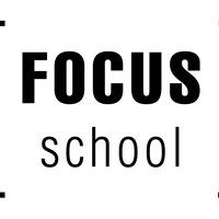 """Логотип Фотошкола """"Фокус"""""""