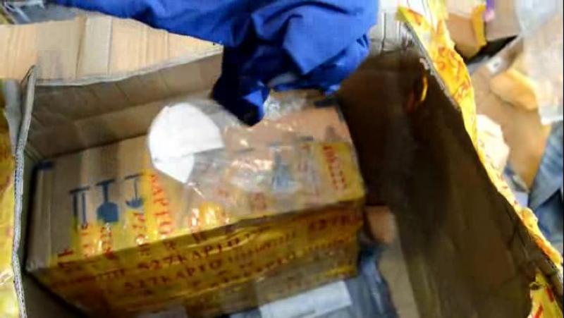 Большая посылка из Китая 46 кг. Распаковка