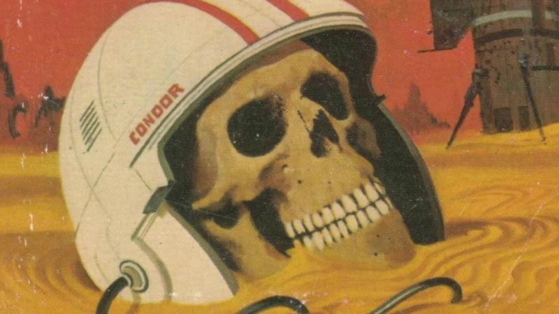 ASTRONAUTGRIME DeadMan CercaTrova 2017