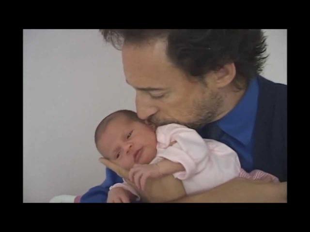 Демонстрация на активиране на успокояващия рефлекс на бебето