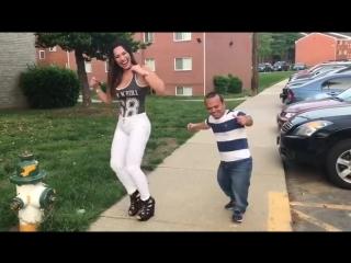 Chaparro танцы с мануэлем и стефани