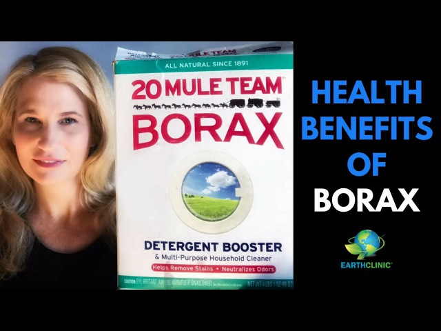 Borax Cures and Health Benefits Earth Clinic