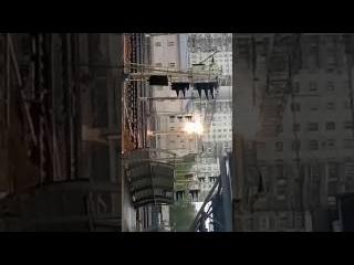 Московская область, Мытищи, дикий ветер, дождь, апокалипсис)