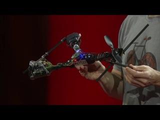 Раффаэлло Д'Андреа - Завораживающие дроны будущего