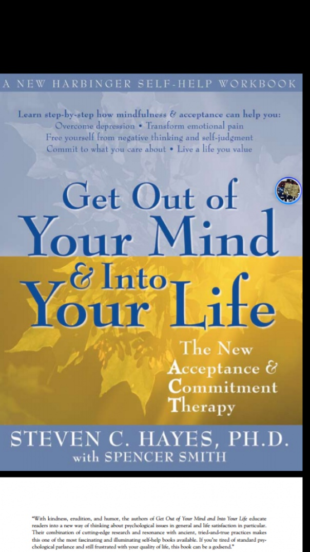 Get Out of Your mind and your life