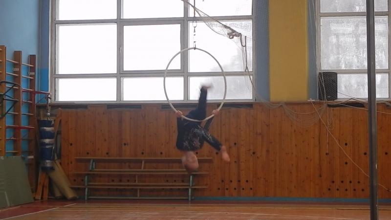 Майорова Яркова Евангелина Golden Fox Festival Воздушное колько, любители 1 место