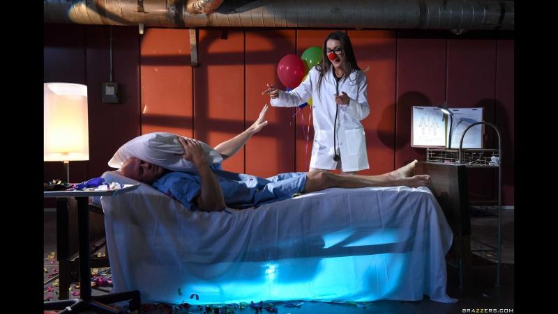 доктор извращенец и пациентка - 9