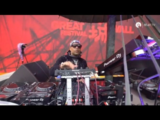 Carl Craig - Live @ Great Wall Festival, China