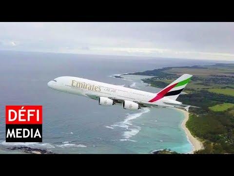 Un drone filme le décollage d'un A380 à Plaisance l'aviation civile enquête