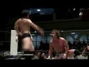 Katsuhiko Nakajima, Masa Kitamiya vs. Hideyoshi Kamitani, Takuya Nomura (Riki Choshu Produce - Power Hall 2018)