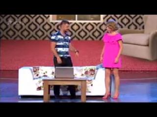 Типичная беременная  Яна Глущенко готовится стать мамой – Дизель Шоу 2017 ¦ ЮМОР ICTV
