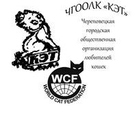 """Логотип ЧГООЛК """"КЭТ"""""""
