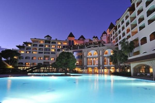 Отели Турции с подогреваемыми открытыми бассейнами, изображение №20