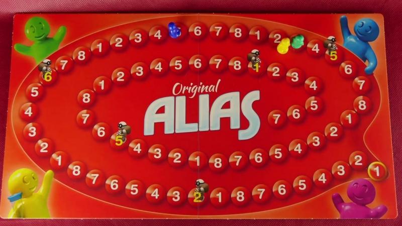 Настольная игра Элиас правила mp4