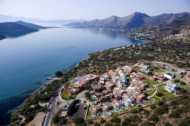 Лучшие отели мира от Soul Travel The Domes of Elounda (Греция), изображение №1