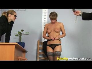 Alla [totallyundressed] [medical fetish, posing, submission, stockings, casting, domination, masturbation, anal beads]