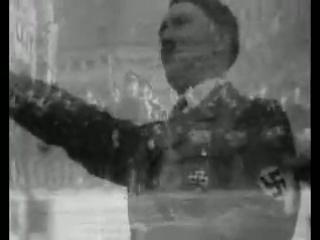 Парад NSDAP 1938 года в Нюрнберге на Адольф Гитлер платц под песню Ich Will группы Rammstein