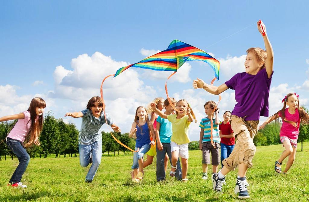 Картинки летний отдых с детьми, лет