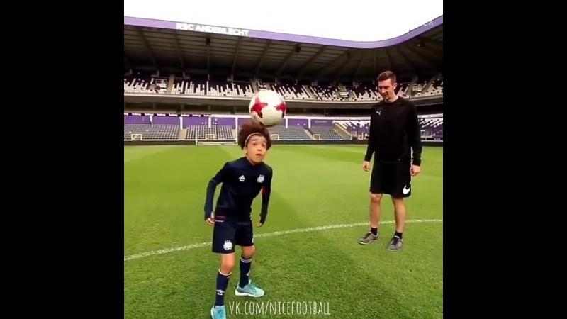 Молодой финтёр l Qweex l vk.comnice_football