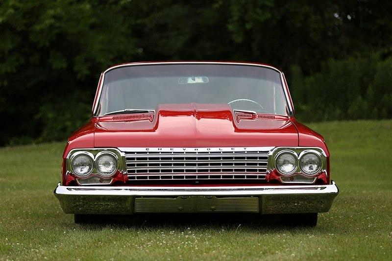 Chevy Impala 1962 года: самый правильный кастом, изображение №5