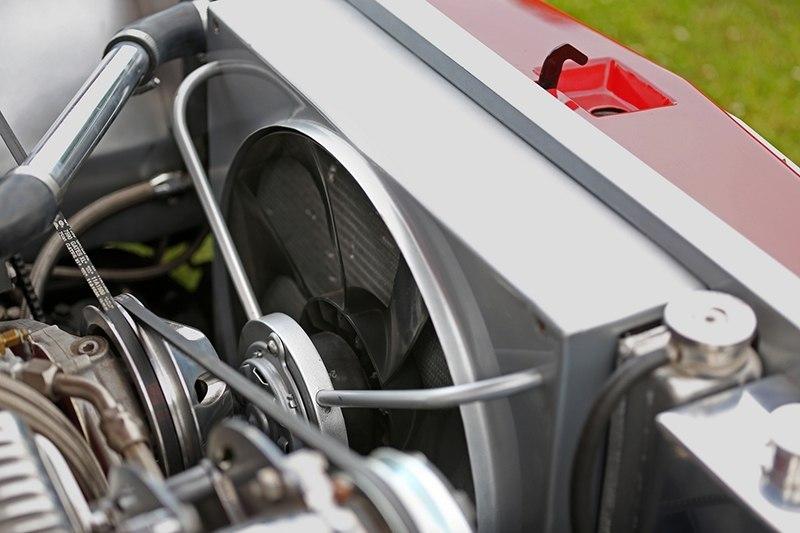 Chevy Impala 1962 года: самый правильный кастом, изображение №13