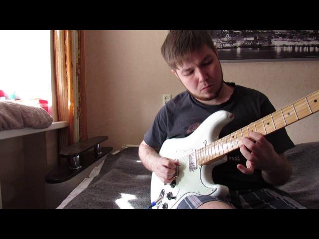 Anton Antonov - Грегорий Лепс - Я слушал дождь ( Solo Cover )