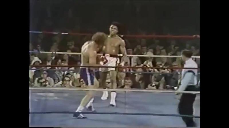 Muhammad Ali master of the counterpunch Legendary