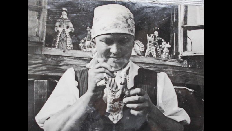 Дымковская игрушка история Вятки в цвете ГТРК Вятка