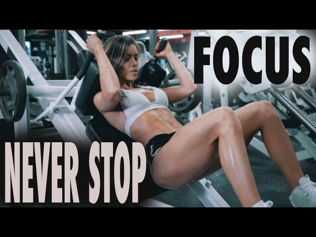 ANLLELA SAGRA   Gym Motivation 4 - WORKOUT HARD